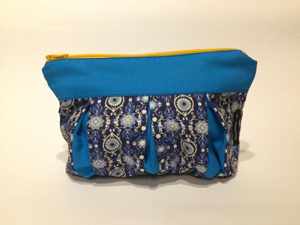 Tasche mit Kellerfalte Lieblingstück genäht Handarbeitseckle