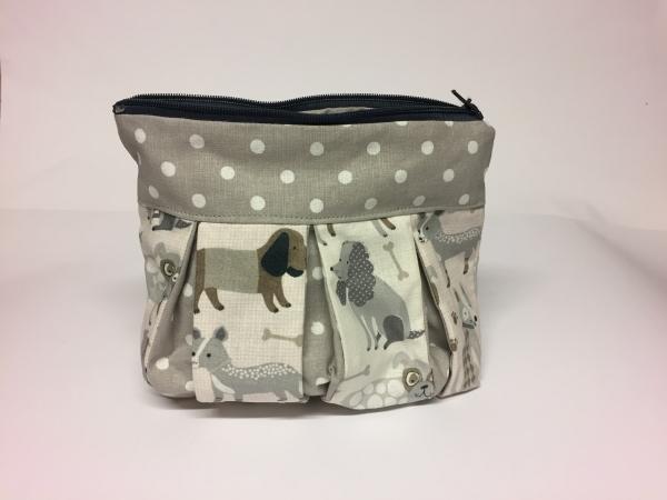 Tasche mit Kellerfalte Lieblingsstück Handarbeitseckle