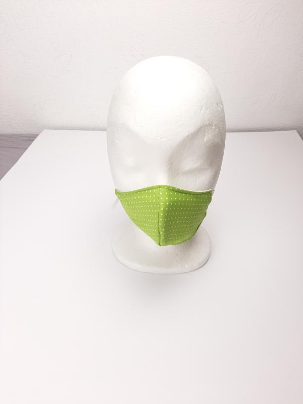 Kinder Behelf-Mund-Nasen-Maske Handarbeitseckle