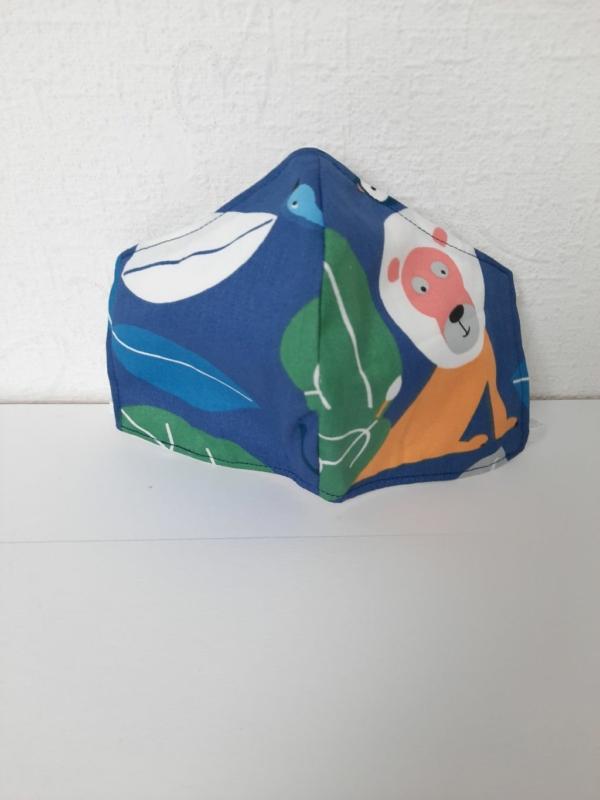 Behelf-Mund-Nasen-Maske Handarbeitseckle